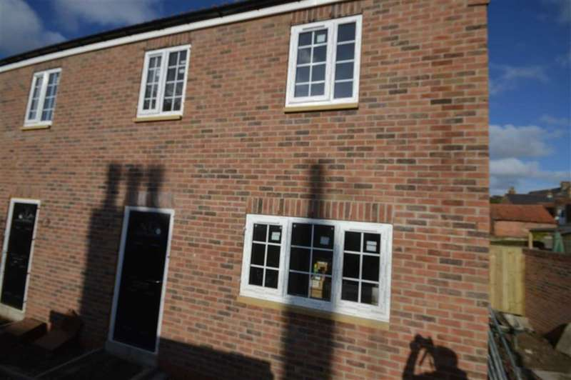 2 Bedrooms End Of Terrace House for sale in Haven Rise, Mereside, Hornsea, East Yorkshire