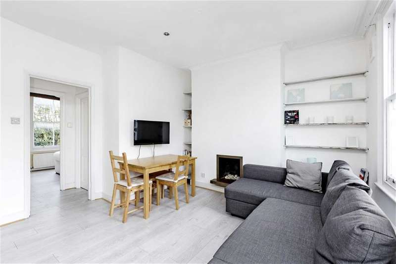 1 Bedroom Property for sale in Branksome Road, Brixton, London, SW2