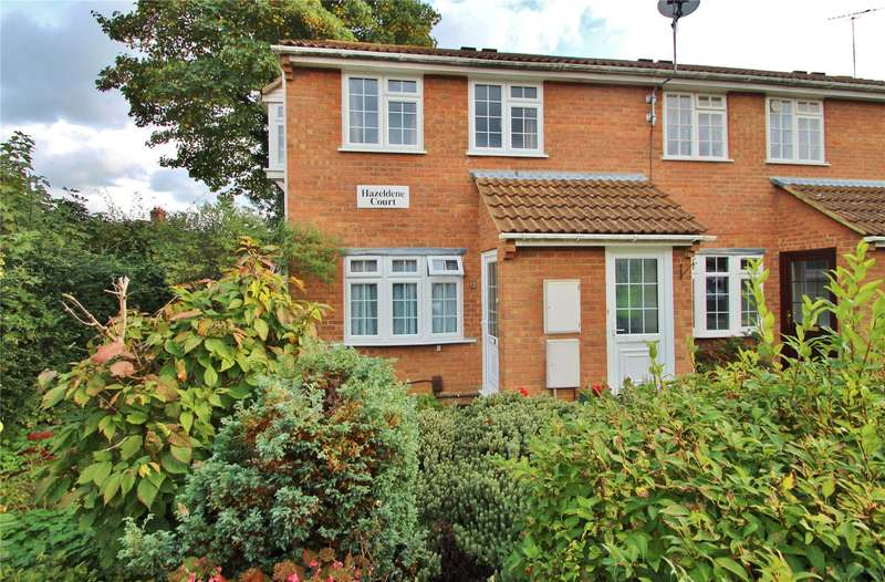 1 Bedroom Maisonette Flat for sale in Hazel Dene Court, South Road, Horsell, Surrey, GU21