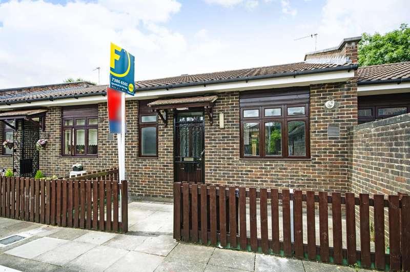 1 Bedroom Bungalow for sale in Corsley Way, Hackney Wick, E9