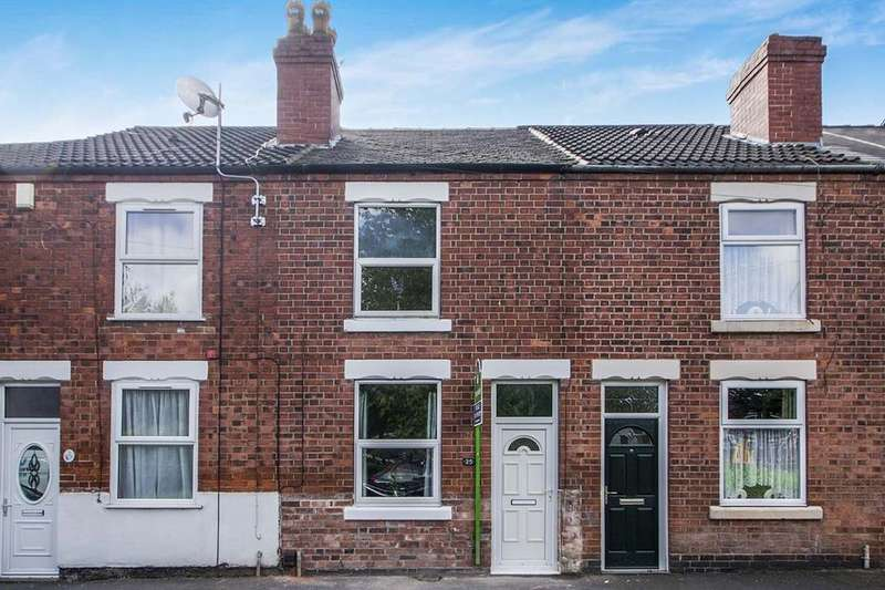 2 Bedrooms Property for sale in Buller Street, Ilkeston, DE7