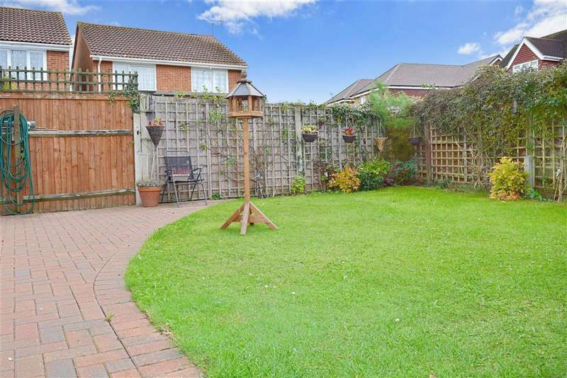 4 Bedrooms Detached House for sale in Le Temple Road, Paddock Wood, Tonbridge, Kent