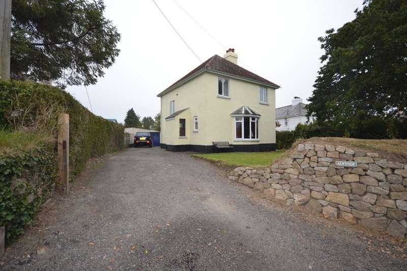 3 Bedrooms Detached House for sale in South Zeal, Dartmoor, Devon, EX20