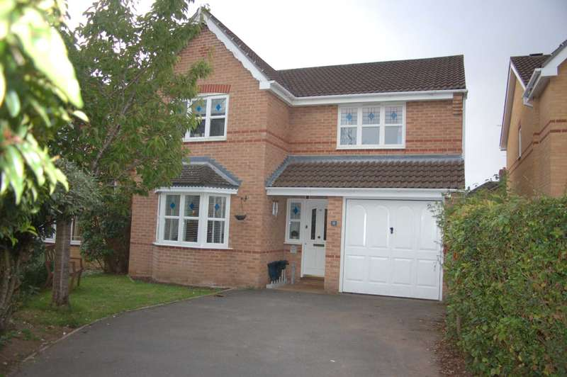 4 Bedrooms Detached House for sale in Craig Lea, Taunton