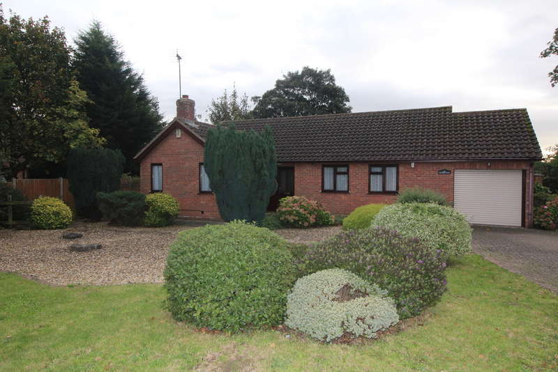 3 Bedrooms Detached Bungalow for sale in Cissbury Ring, Werrington, Peterborough, PE4 6QJ