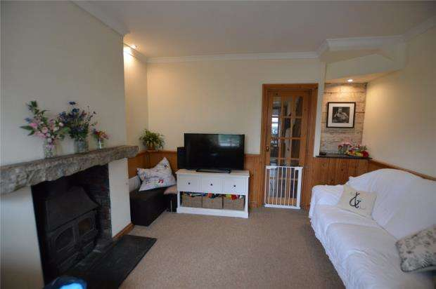 2 Bedrooms Terraced House for sale in Kimberley Cottages, Saltash, Cornwall