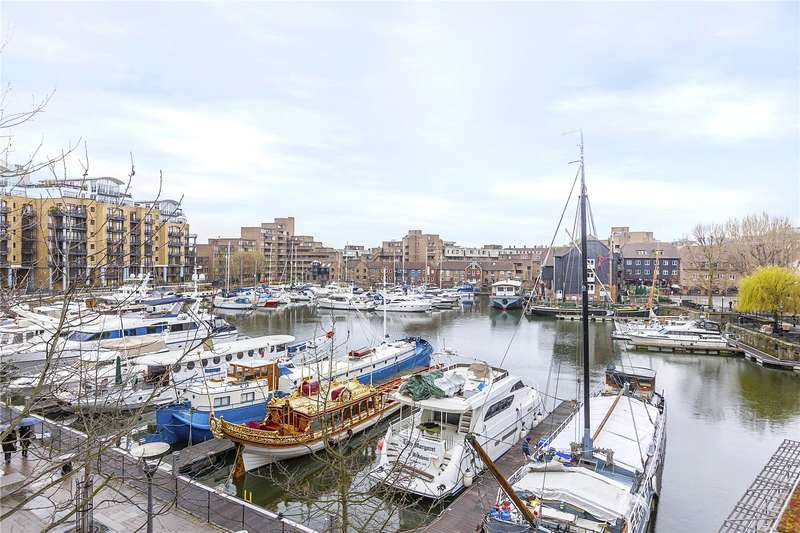 2 Bedrooms Flat for sale in Sanderling Lodge, Star Place, London, E1W