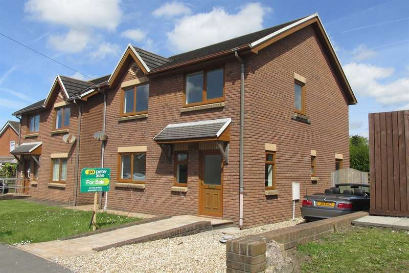 3 Bedrooms Detached House for sale in Brynafon Road, Gorseinon, Swansea