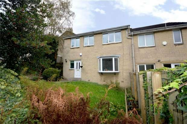 3 Bedrooms End Of Terrace House for sale in Stones Lane, Golcar, Huddersfield, West Yorkshire