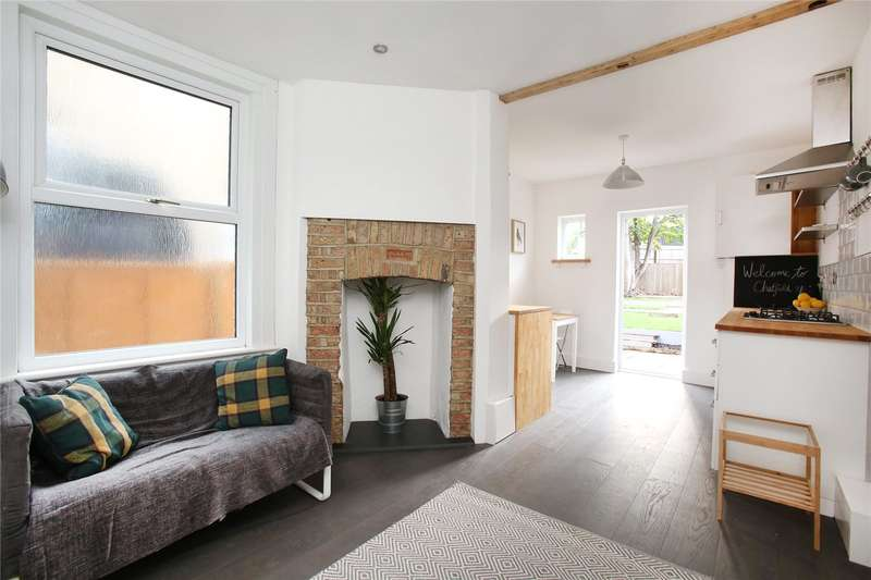 2 Bedrooms Apartment Flat for sale in Chatfield Road, Croydon