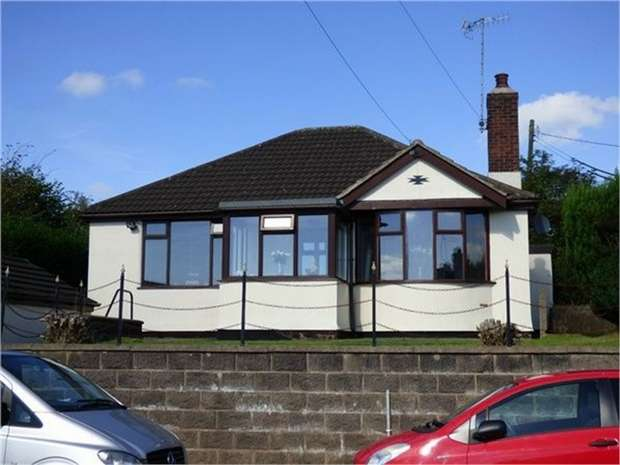 2 Bedrooms Detached Bungalow for sale in Pit Lane, Talke Pits, Stoke-on-Trent, Staffordshire