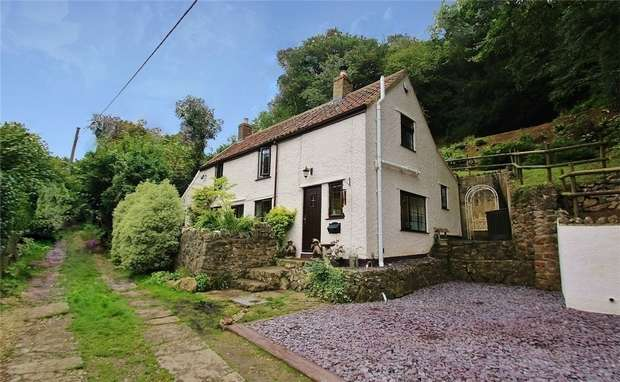 3 Bedrooms Cottage House for sale in Dolberrow, Churchill, Winscombe, Somerset