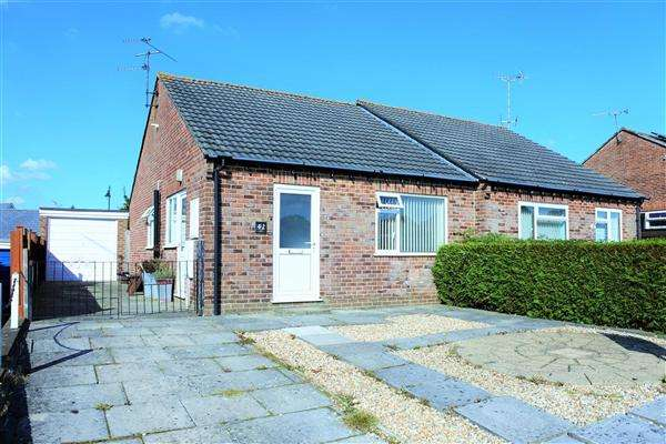 2 Bedrooms Bungalow for sale in Wessex Way, Gillingham