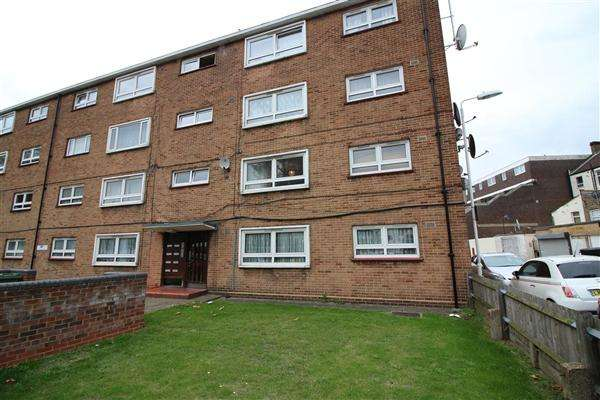 2 Bedrooms Apartment Flat for sale in Manor Park Road, Manor Park