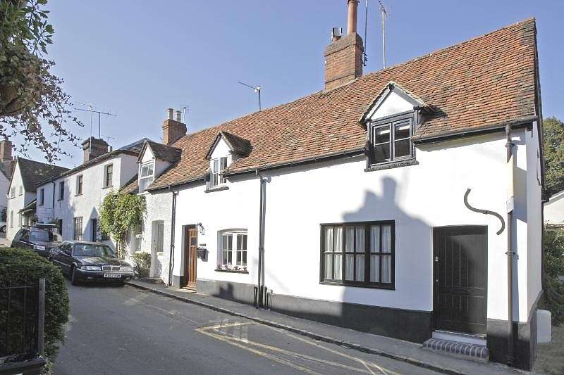 2 Bedrooms End Of Terrace House for sale in High Street, Sonning-On-Thames, Reading, RG4