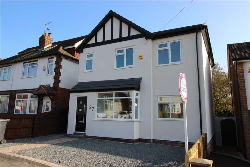 4 Bedrooms Detached House for sale in Oaklands Avenue, Littleover, Derby, Derbyshire, DE23