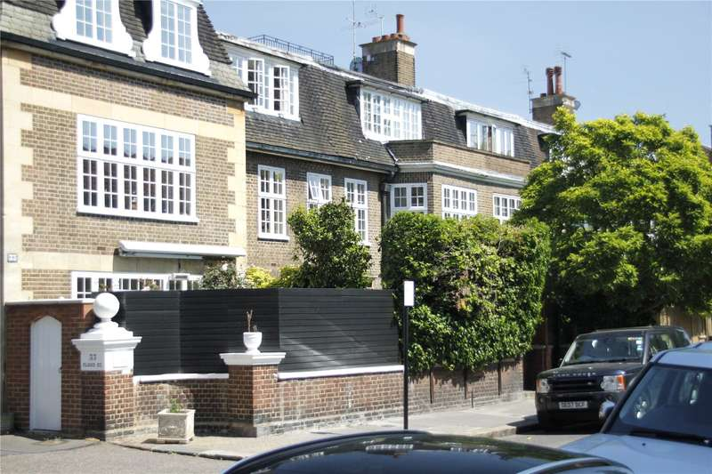 4 Bedrooms Terraced House for sale in Flood Street, London, SW3