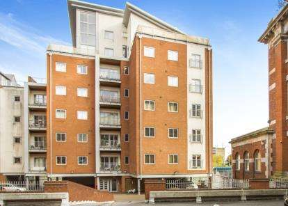 2 Bedrooms Flat for sale in The Annexe, 3 Junior Street, Leicester, Leicestershire
