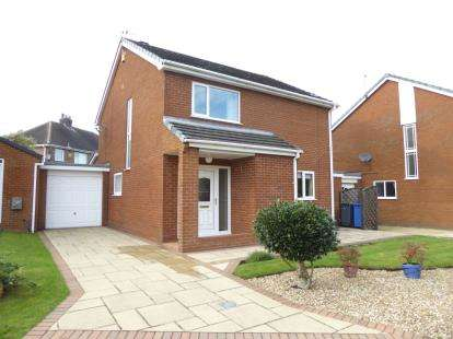 3 Bedrooms Detached House for sale in Portola Close, Grappenhall, Warrington, Cheshire, WA4
