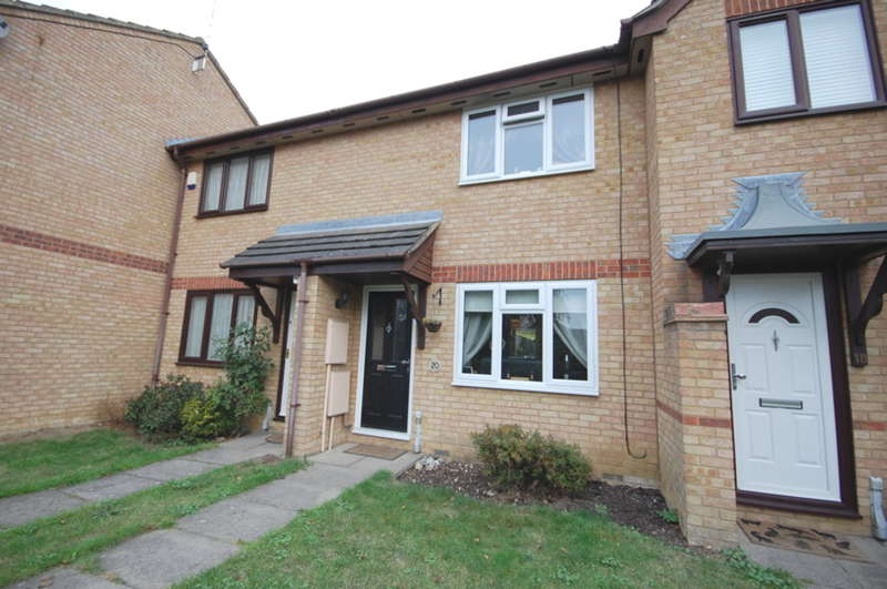 2 Bedrooms Terraced House for sale in Blacksmith Close, Springfield, Chelmsford, CM1