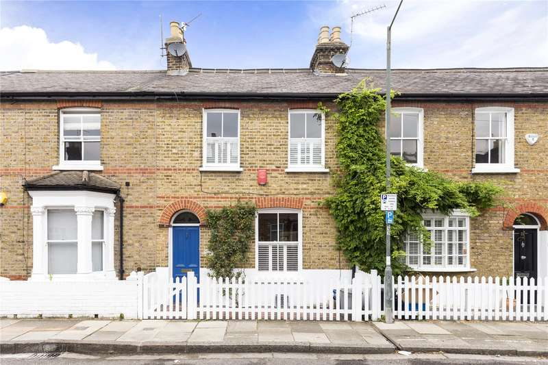 2 Bedrooms Terraced House for sale in Archway Street, London, SW13