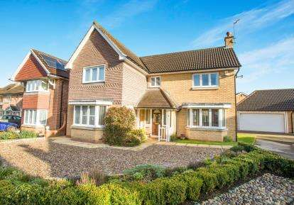4 Bedrooms Detached House for sale in Norwood Court, Knaresborough, North Yorkshire, Harrogate