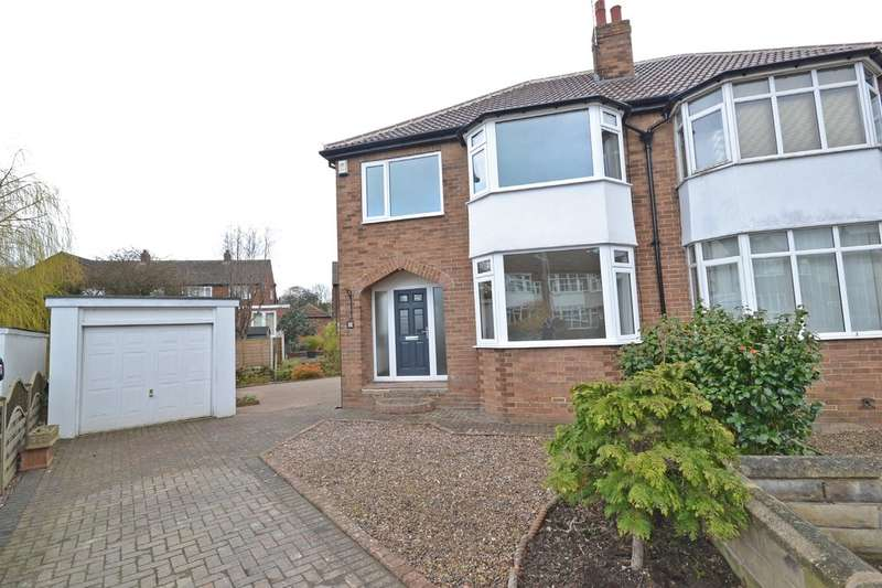 3 Bedrooms Semi Detached House for sale in Westbourne Close, Wakefield