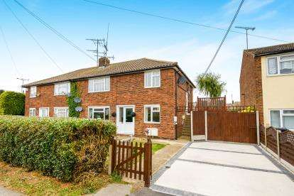 2 Bedrooms Maisonette Flat for sale in Rochford, Essex