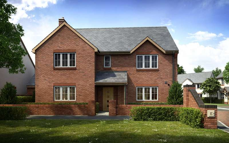 4 Bedrooms Detached House for sale in Woodbury Road, Clyst St George, Devon
