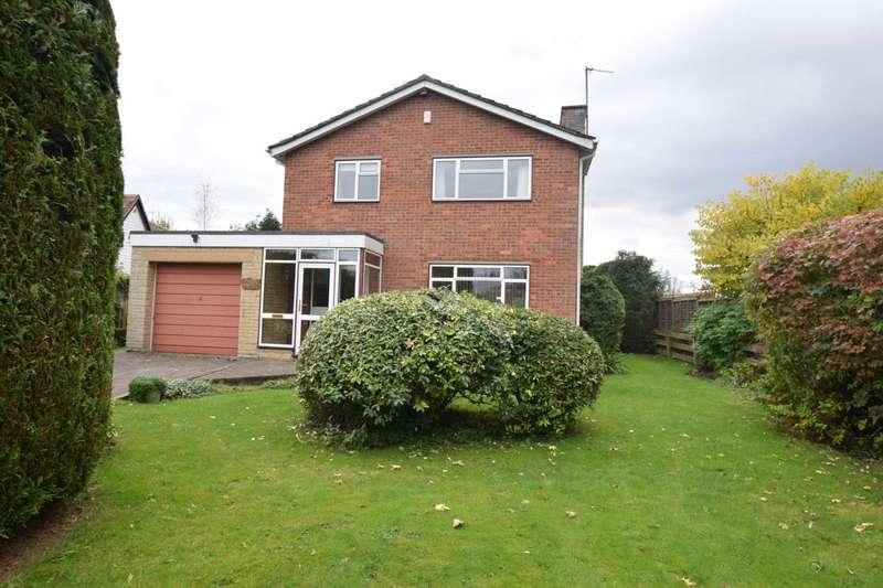 3 Bedrooms Detached House for sale in Mill Lane, Chalgrove