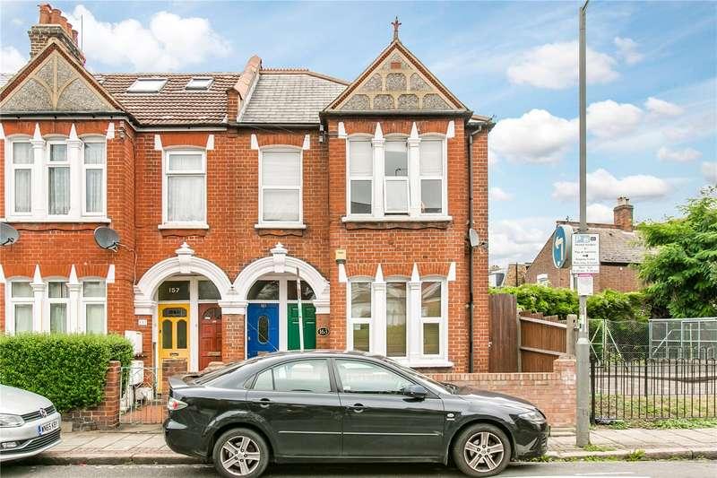 2 Bedrooms Maisonette Flat for sale in Longley Road, London, SW17
