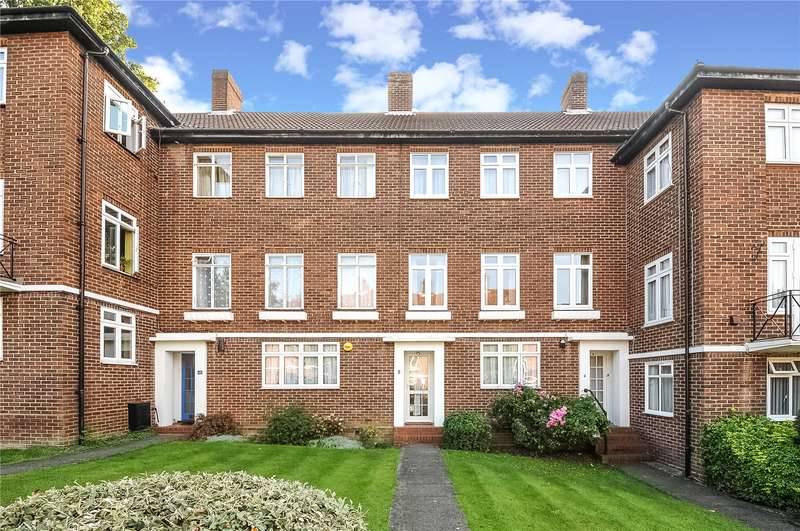 2 Bedrooms Apartment Flat for sale in Cervantes Court, Northwood, Middlesex, HA6