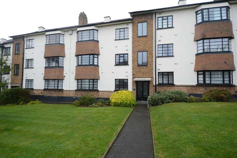 2 Bedrooms Apartment Flat for sale in Friern Park, London