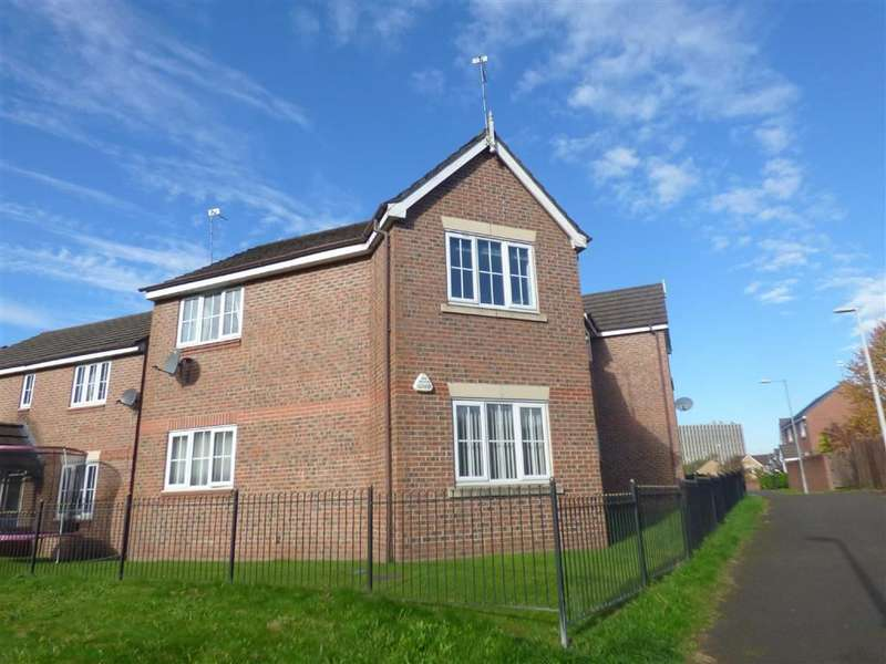 2 Bedrooms Property for sale in Newcroft Drive, Blackley, Manchester, M9