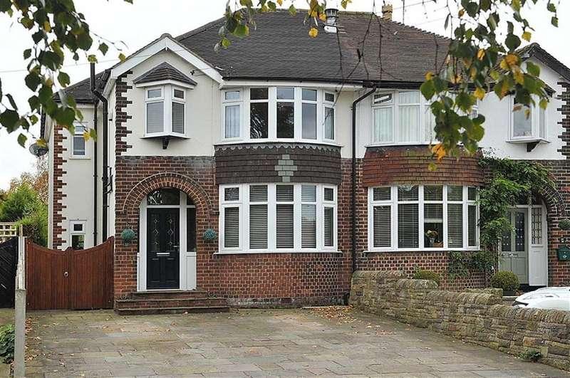 4 Bedrooms Property for sale in Walker Lane, Sutton, Macclesfield