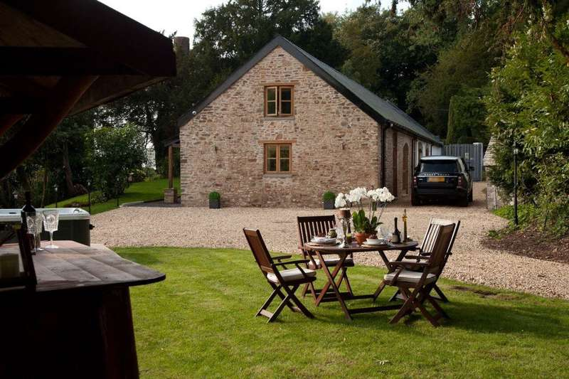 2 Bedrooms House for rent in Cwrt-Yr-Ala Barn, Michaelston Le Pit