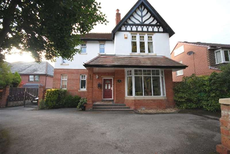 4 Bedrooms Detached House for sale in Elmfield Road, Wigan, WN1