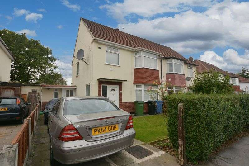 3 Bedrooms Semi Detached House for sale in Brandon Avenue, Heald Green, Cheadle