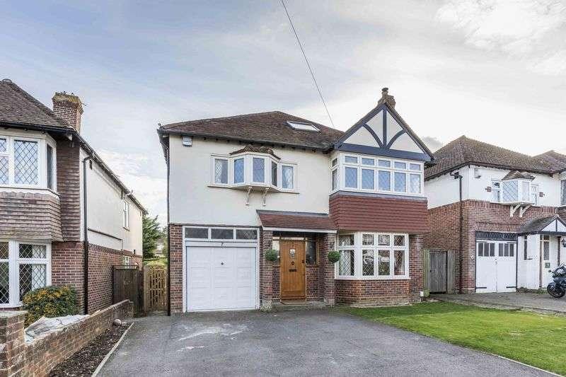 5 Bedrooms Detached House for sale in Queen Anne's Drive, Bedhampton
