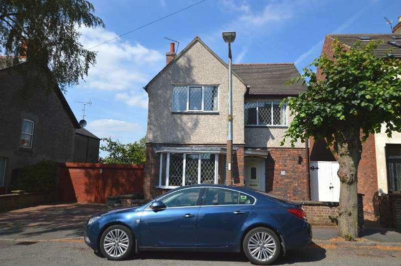 3 Bedrooms Detached House for sale in Vaughan Street, Coalville