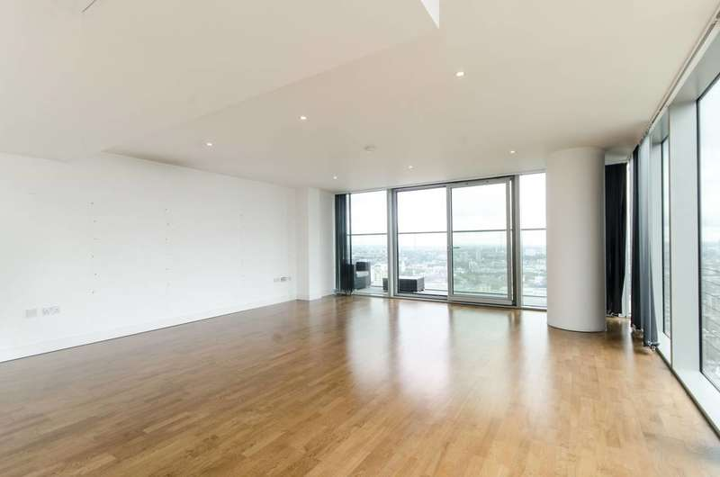 3 Bedrooms Flat for sale in The Landmark, Canary Wharf, E14