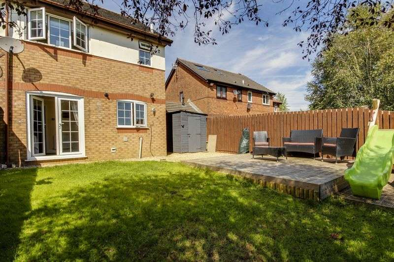 3 Bedrooms Detached House for sale in Wern Fach Court, Cwmbran