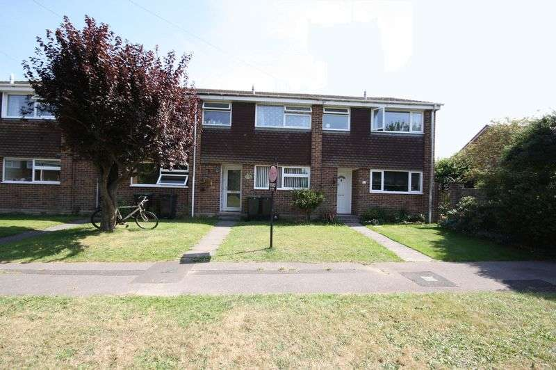 3 Bedrooms Terraced House for sale in Wildfell Close, Christchurch