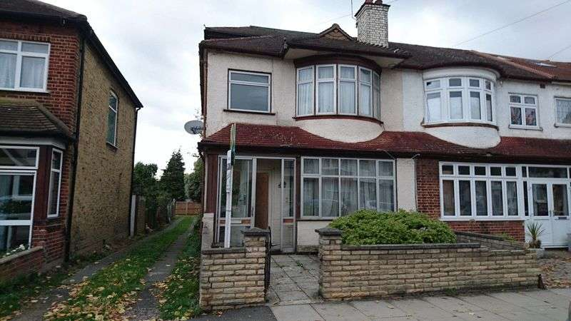 4 Bedrooms Terraced House for sale in Edgehill Road, MITCHAM, Surrey