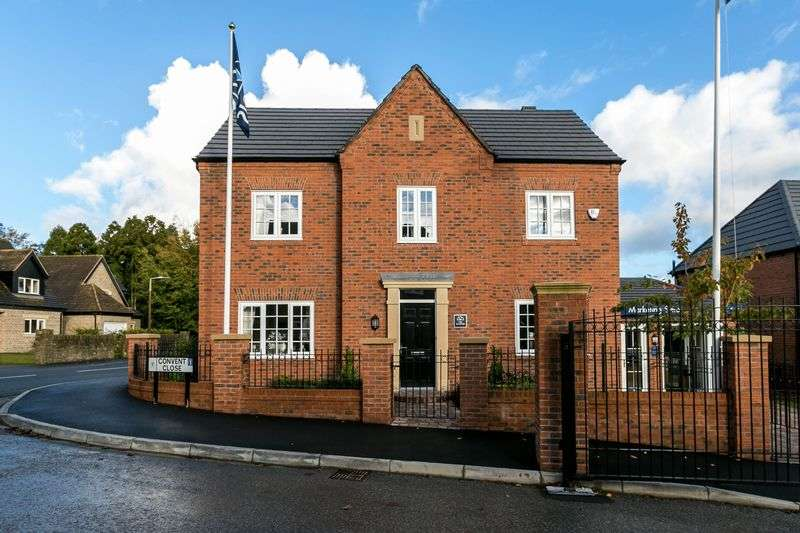 4 Bedrooms Detached House for sale in The Winster, Stoney Brow, Roby Mill, WN8 0QE