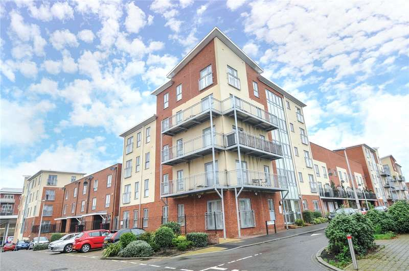 2 Bedrooms Apartment Flat for sale in Bosworth House, Battle Square, Reading, Berkshire, RG30