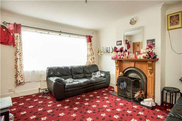 2 Bedrooms End Of Terrace House for sale in Goldsmith Avenue, LONDON, NW9 7HP
