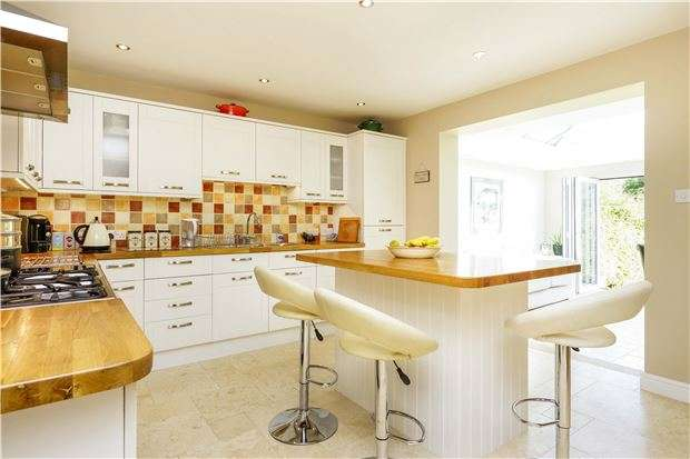 4 Bedrooms Detached House for sale in Warminster Road, MONKTON COMBE, Somerset, BA2