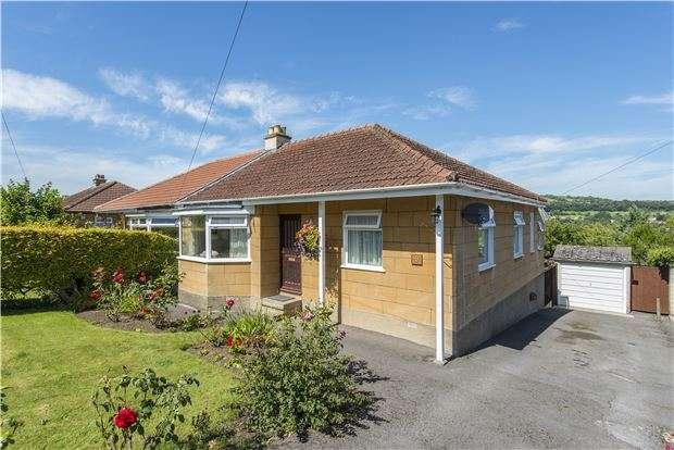 3 Bedrooms Semi Detached Bungalow for sale in Devonshire Road, Bathampton, BATH, Somerset, BA2 6UB