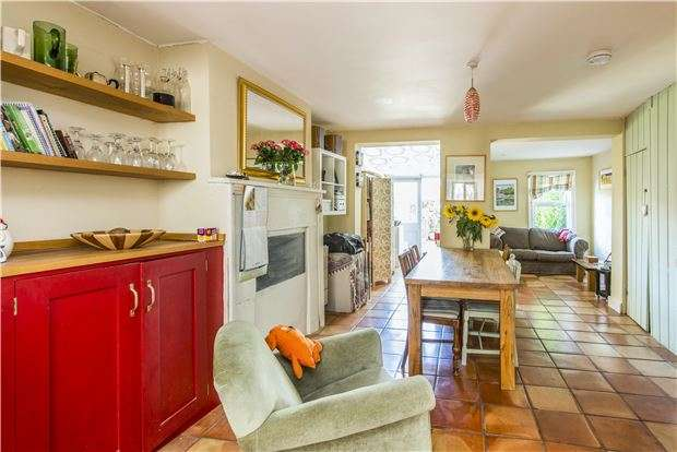 3 Bedrooms Terraced House for sale in Seymour Road, BATH, Somerset, BA1